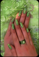 spring water marble by Tartofraises