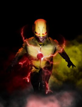 Into the Speed Force by Jasong72483
