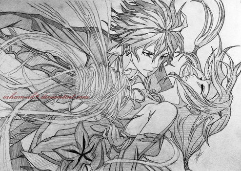 Guilty Crown by Izham-ZK9