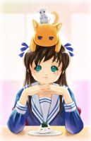 Fruits Basket by X-Chan-