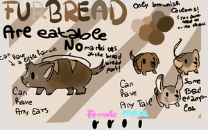 FURBREADs (OPEN SPECIESS) by Caintt