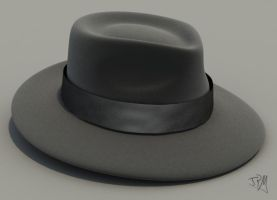 Fedora Hat by Th3-ProphetMan