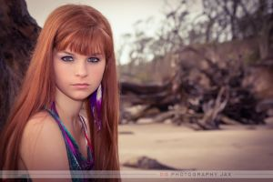 Karoline at Driftwood by 904PhotoPhactory