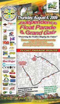 JCDC GALA ROUTE AD by simplygraphix