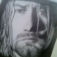 Kurt Cobain by TurboMonster