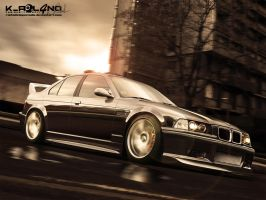 BMW E36 by ROL4NDesignStudio