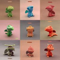 3D Dragons new collection - Buzhandmade by buzhandmade
