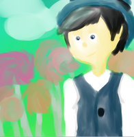 Painting Practice: Once-Ler by annabre24
