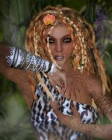 Deavlina's Jungle by wildhorse63