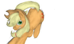 Applejack by Hinami