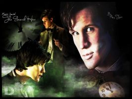 His hour / Matt Smith / Doctor Who by DoctorShamrock