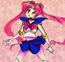 Sailor Moon 1 by poppy-cock