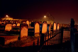 Whitby Graveyard 1 by viper456