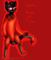 Rouge of Time (Louie) by CaptinShadyMcButts