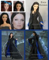TARJA TURUNEN Customized doll by Encantadas