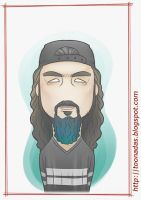 Mike Portnoy by Ferlancer