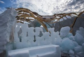 The ending of an icehotel 1 by grumsetuff