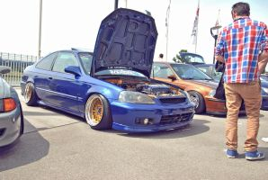 RACEISM Event 2014 - Honda by 2micc