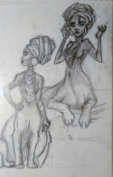 Sketches by Shadla