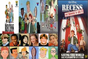 Recess by kulovers09