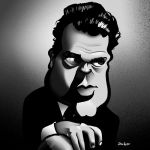 Citizen Welles (Orson Welles) by b1naryg0d
