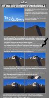 Berg/Mountain-Tutorial (deutsch) by Wespenfresser
