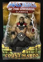 MOTUC Count Marzo packaged by masterenglish