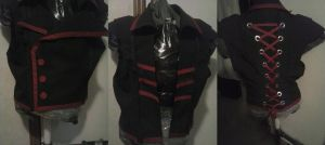 Rabbit Walter's vest by AcE-oFkNaVeS