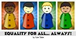 Equality by celsojunior