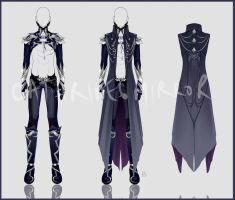 C: custom outfit for lord Vaan by cathrine6mirror