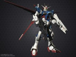 FORCE IMPULSE GUNDAM CG03 by Ladav01