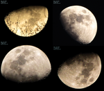 Moon December 22 2012 by laurapalmerwashere