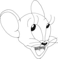 Jerry Cartoon by Geak-of-Nature