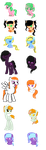 MLP - Character Revamps Contest Entry by cheesepuff2