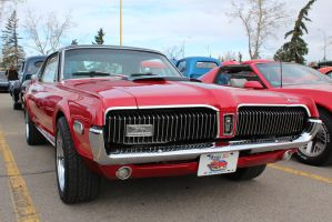 Resto-Mod Cougar Revisited by KyleAndTheClassics
