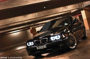 Tuned E39 528i With BBS LM by anind