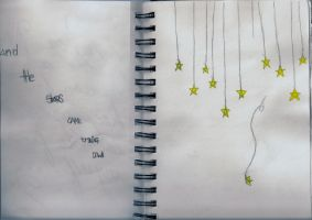 The Stars by dreamingyournitemare