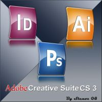 ADOBE Creative Suite CS3 by stenoz72