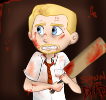 CT: Shaun of the Dead by lewisrockets