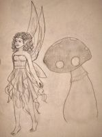 Fairy Princess or something by The-Lighted-Soul