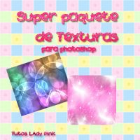 Texturas para Photoshop by TutosLadyPink