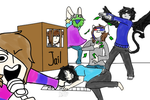 We should really stop playing board games =w= by SoulCat2003