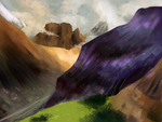Mountains by FoxTone