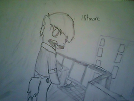 Hitmare by HarpsichordArt