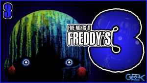 FAMILIAR NIGHTMARE - Five Nights At Freddy's 3 #3 by GEEKsomniac