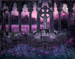 Sanctuary II premade BG by StarsColdNight