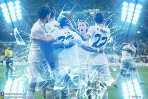 We Are Real Madrid by jafarjeef