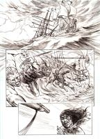 Dust page 3 pencils by dfbovey