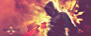 Assassins Creed Signature by FoxedPeople
