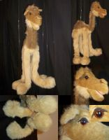 Camel Marionette for Sale by Rangeh